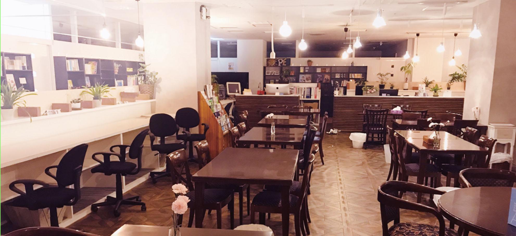 新神戸・三宮のコワーキングスペース、レンタルスペース 貸し会議室