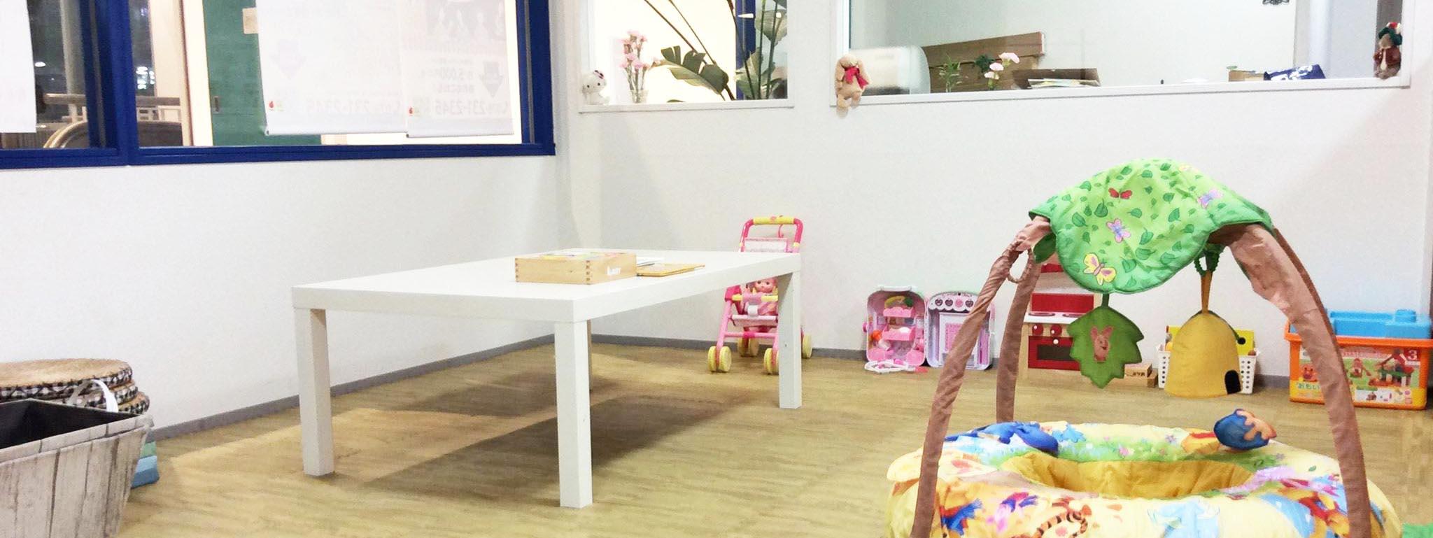 新神戸・三宮の託児スペース、コワーキングスペース、レンタルスペース 貸し会議室