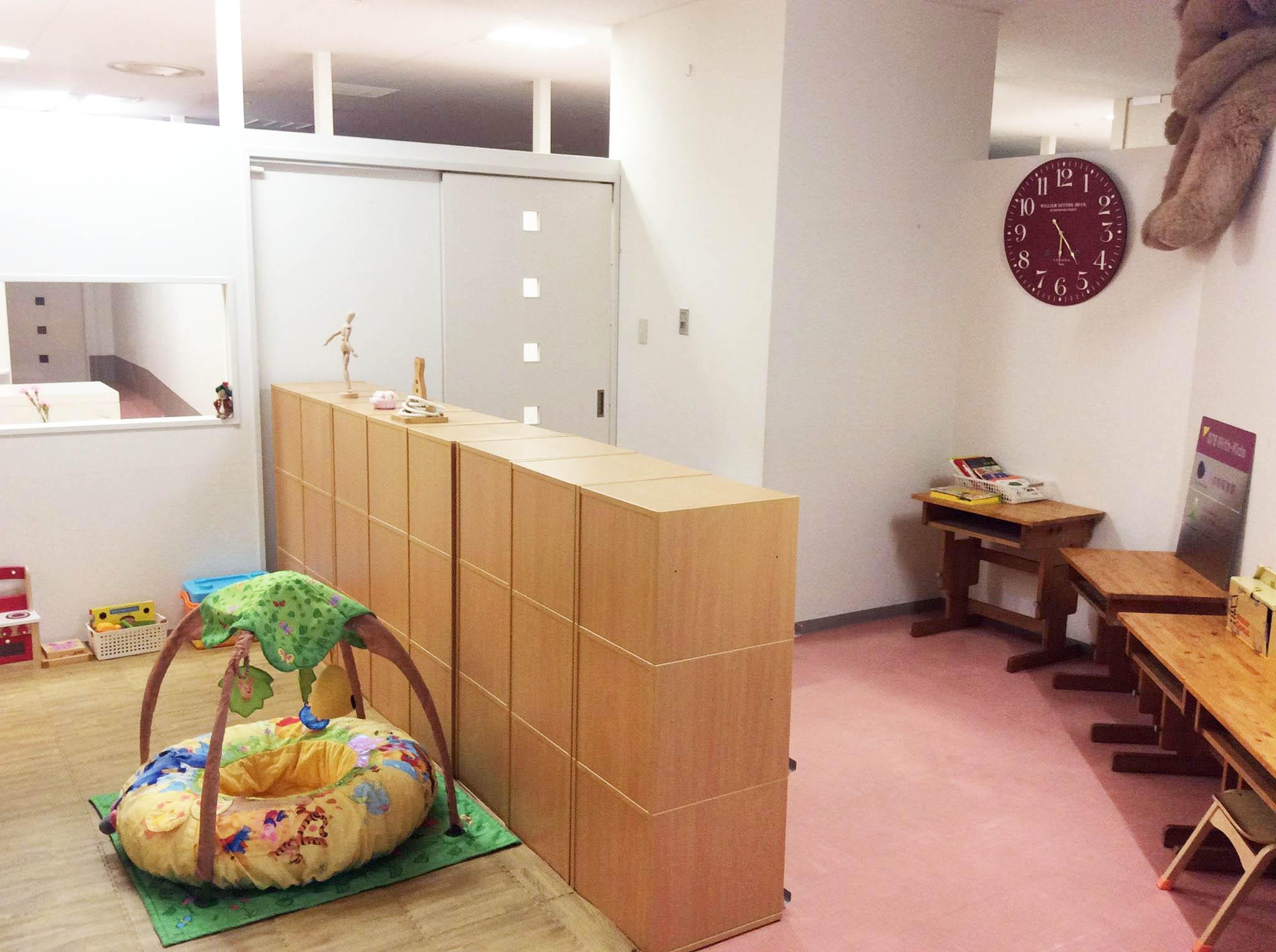 神戸・三宮のコワーキングスペース 室内1