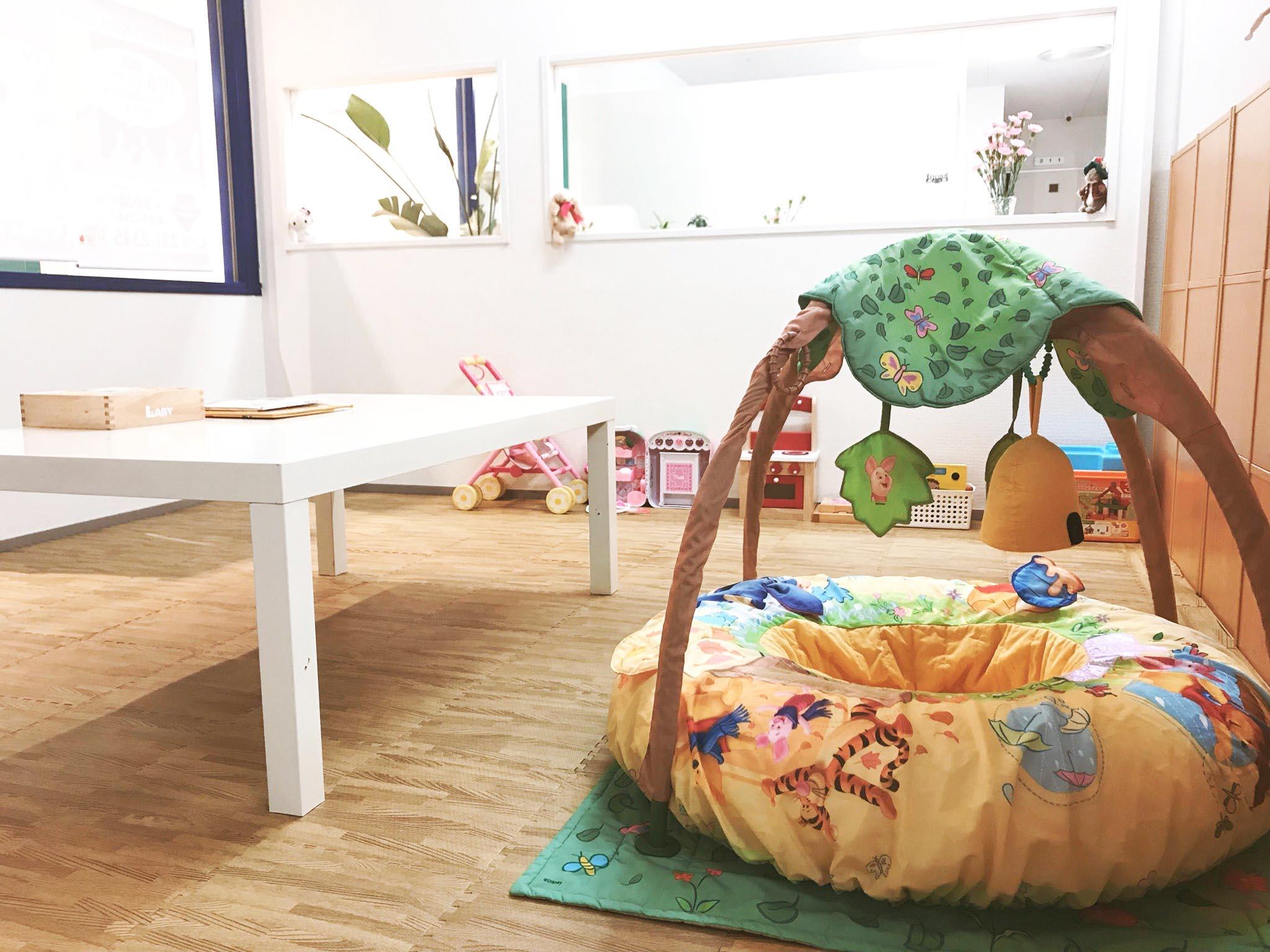 神戸・三宮の託児スペース 室内3
