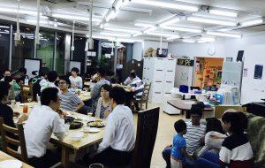 神戸のコワーキングスペースplug078のイベントページ